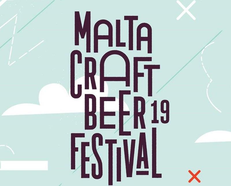 Locandina del Malta Craft Beer Festival