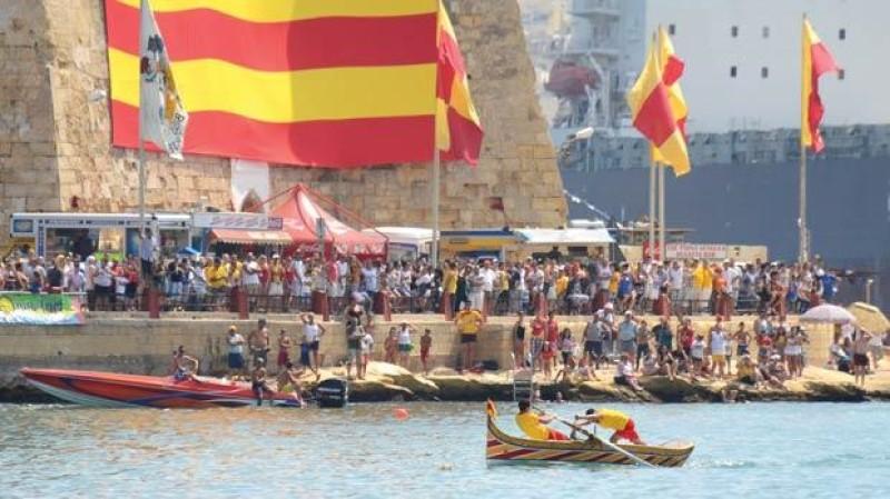 8 settembre: regata tradizionale