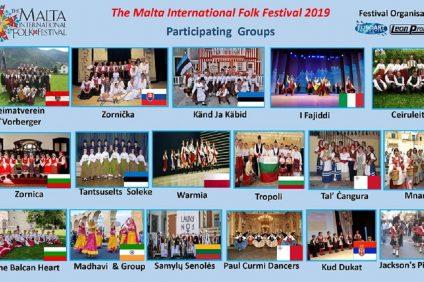 Malta folk festival