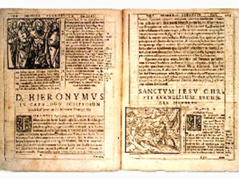 San Girolamo: la vulgata