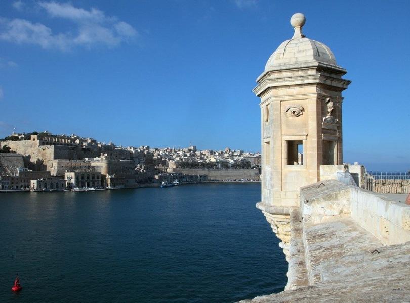 Senglea, una delle città più antiche di Malta