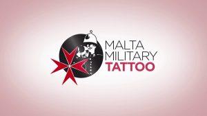 The malta military tattoo logo