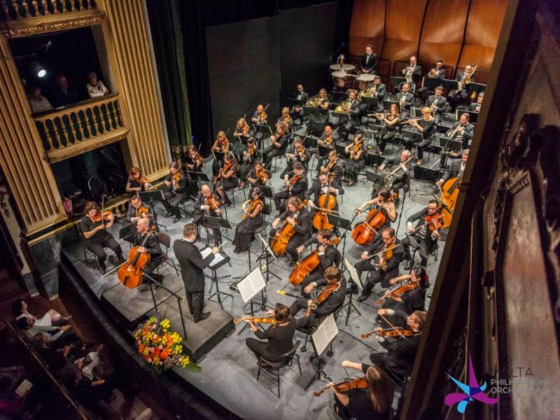 Rockestra: la malta philharmonic orchestra