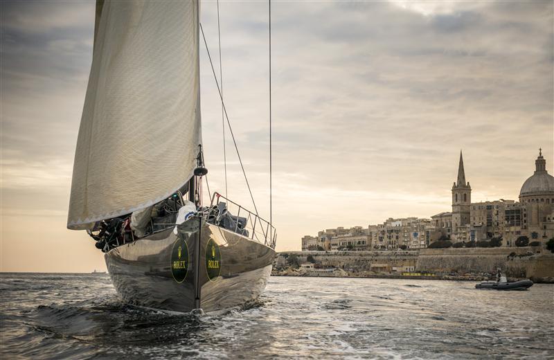 Rolex Middle Sea Race, la regata nel cuore del Mediterraneo