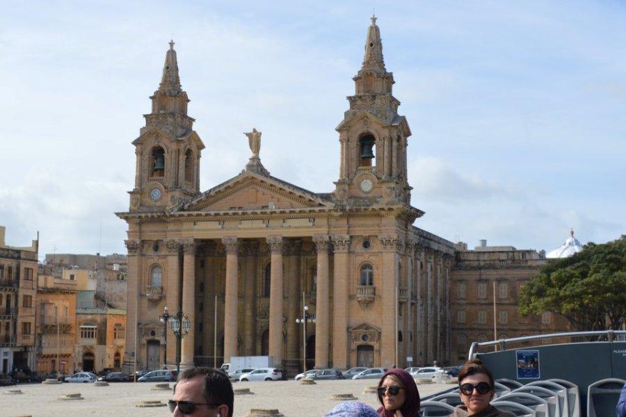 San Publio chiesa
