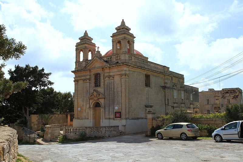 Tas Silg - Chiesa di Nostra Signora delle Nevi