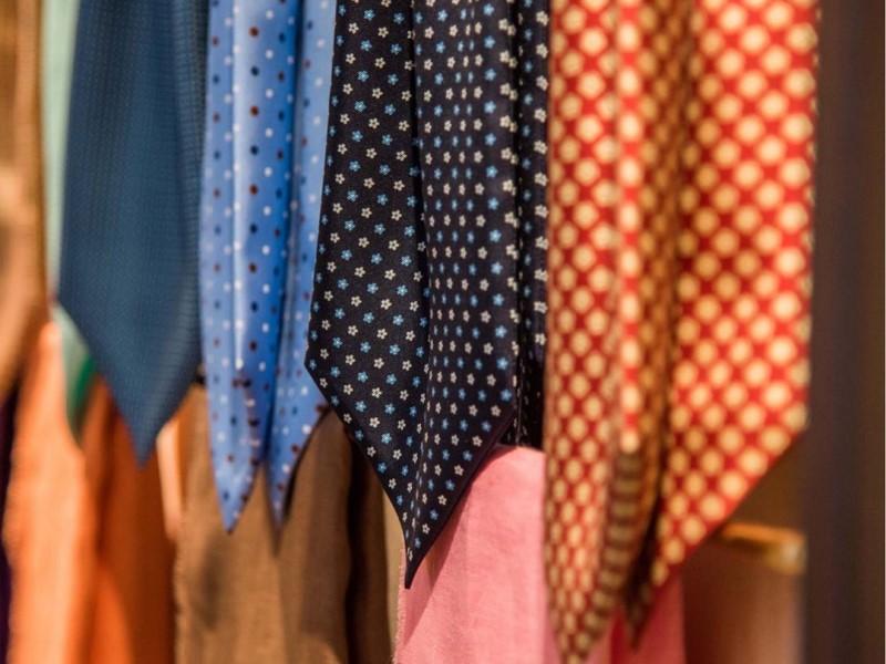 Le cravatte della E. Marinella