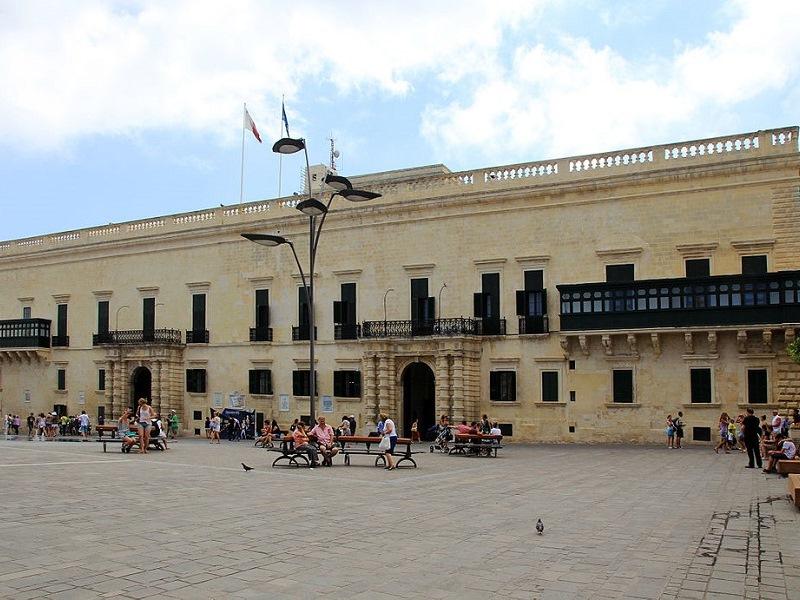 Palazzo presidenziale di Malta