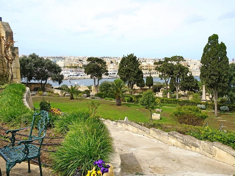 Giardino Storico del Bastione di Malta
