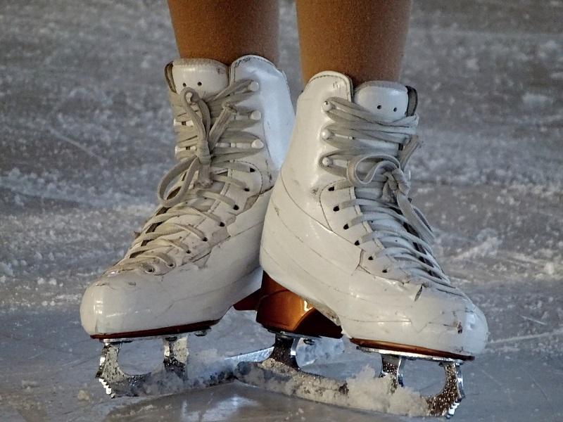 Spettacolo sul ghiaccio