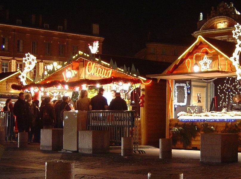 The Grand Christmas Market