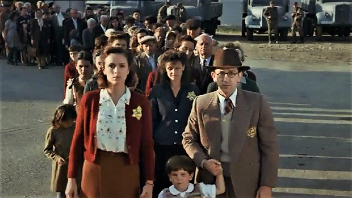 giorno della memoria: un fermo immagine del film
