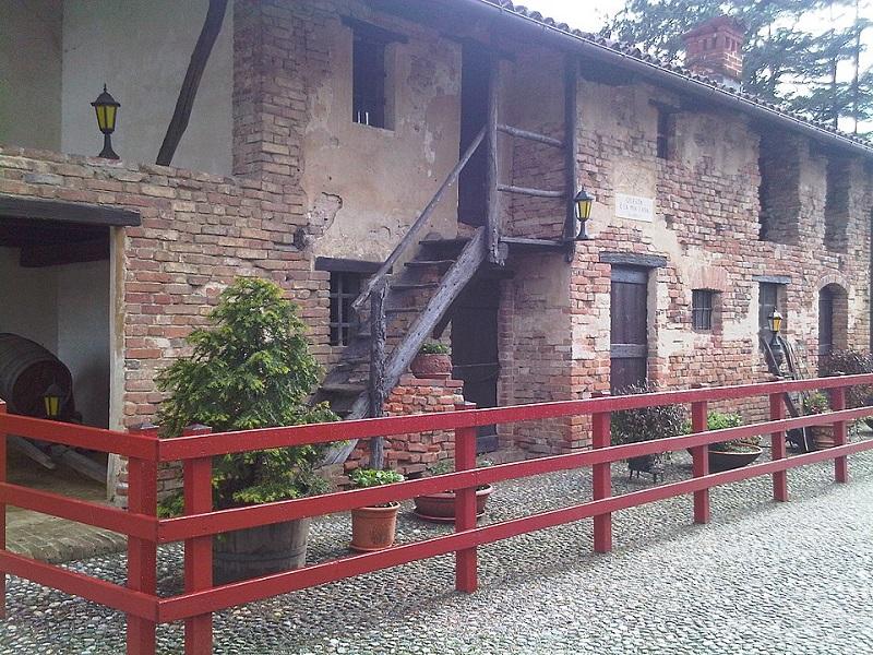 La casa natale di don Bosco