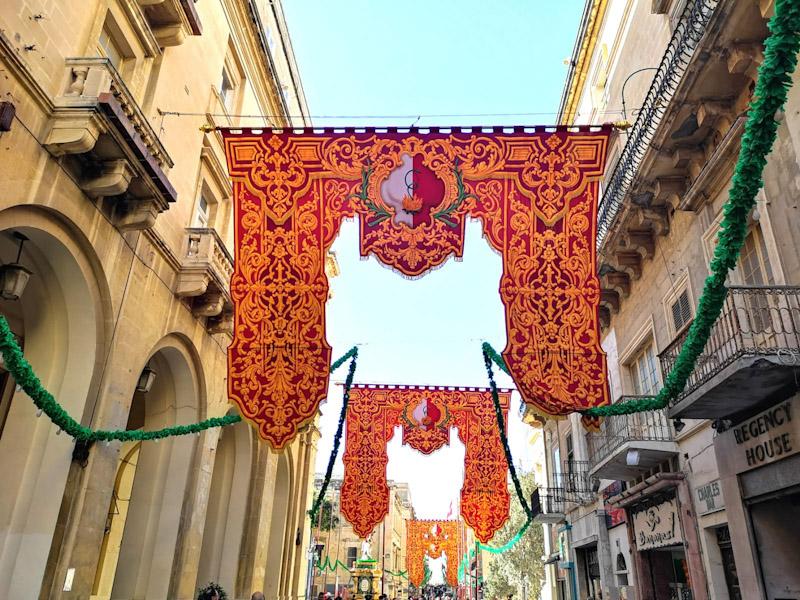 Valletta in festa per San Paolo