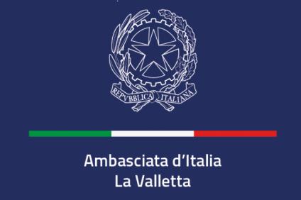 referendum costituzionale: logo ambasciata d'italia