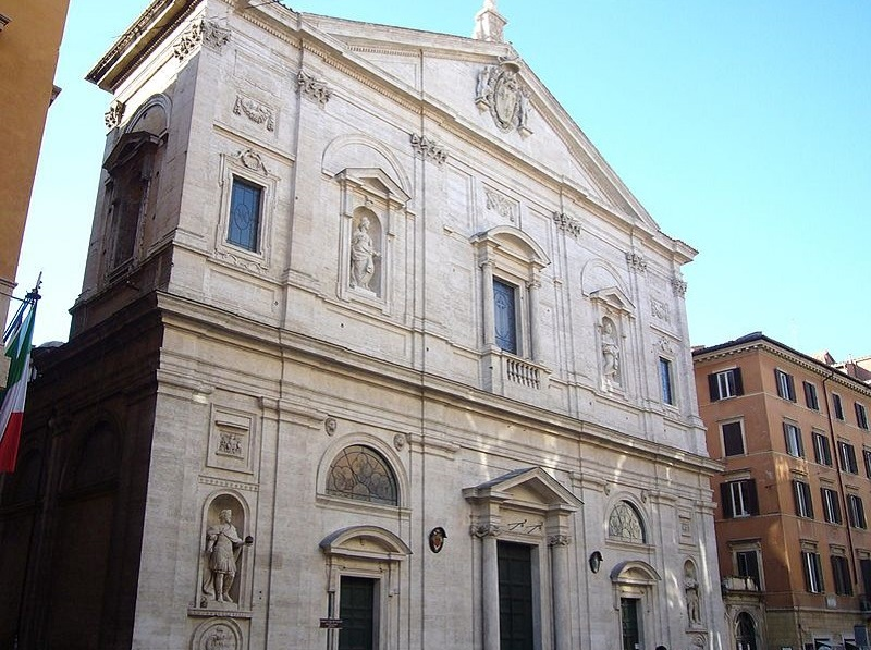 La Chiesa di S. Luigi dei Francesi a Roma