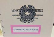 referendum costituzionale: urne