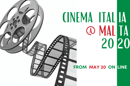 logo Cinema Italia - Malta 2020