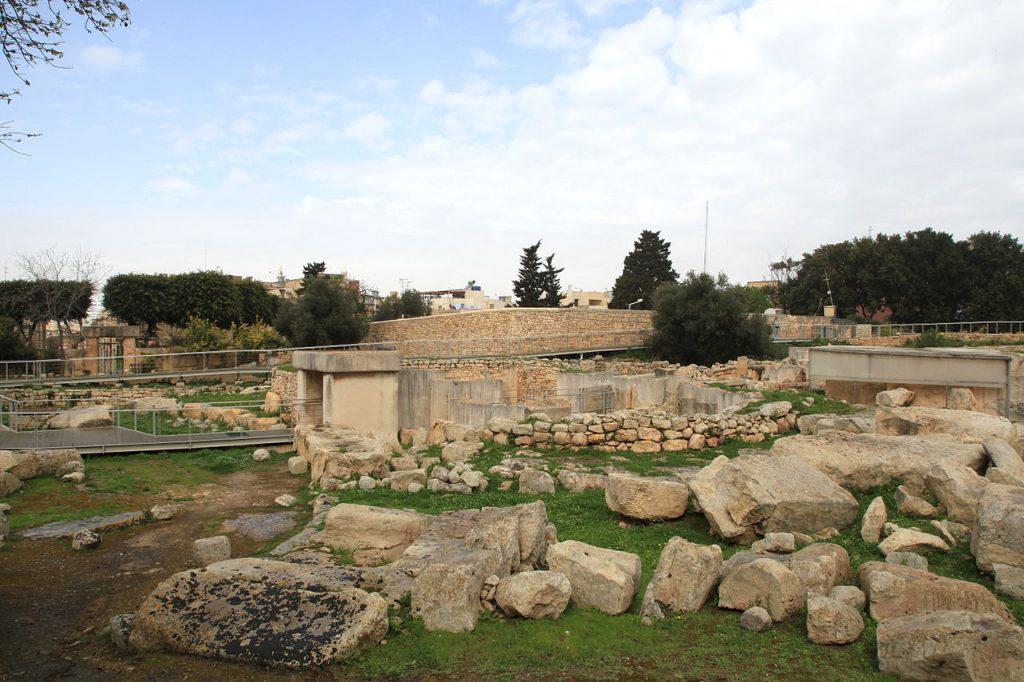 Tomba punica, ultimo ritrovamento nel sito archeologico di Tarxien