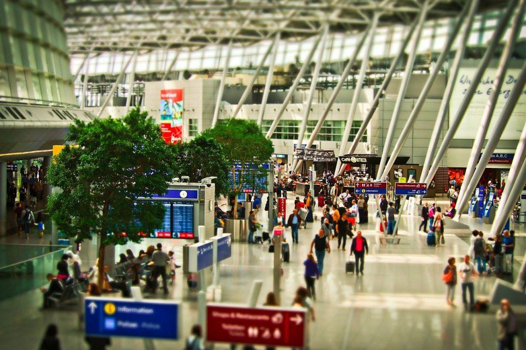 Aeroporti e flusso viaggiatori