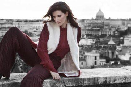 Laura Pausini a Roma