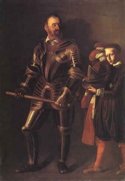 Caravaggio: il ritratto di Alof