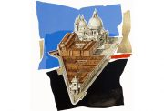 Piazze d'italia: punta della dogana