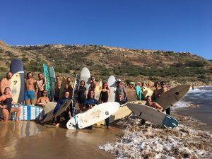 surf a Malta