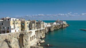 Veduta della Puglia