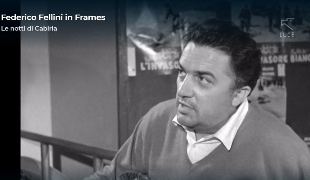 """""""Settimana della cucina italiana nel mondo 2020"""", Federico Fellini"""