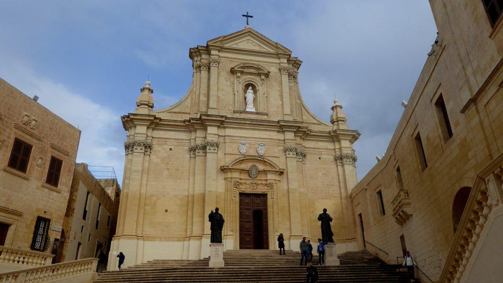 la cattedrale di gozo