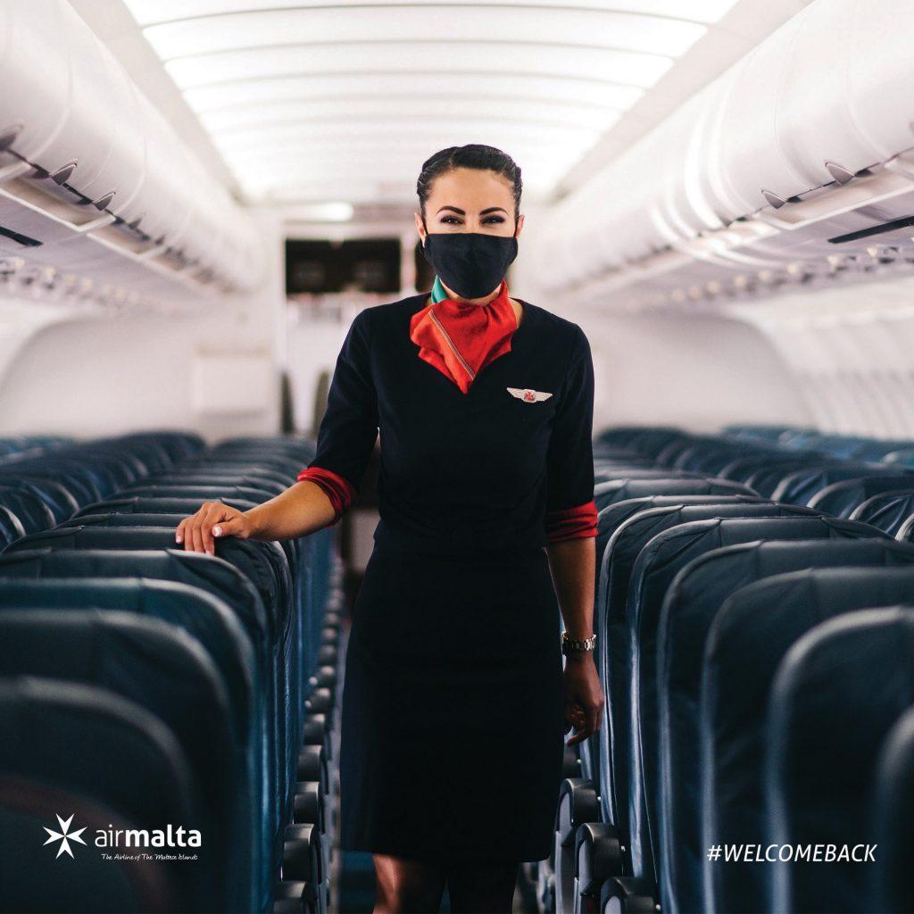 Air Malta, hostess