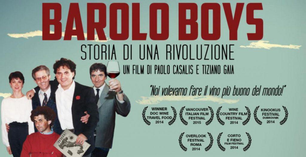Barolo Boys, la locandina