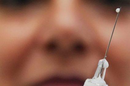 Inoculare il vaccino