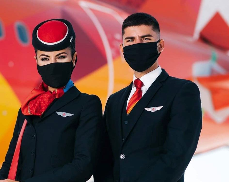 Air Malta, personale