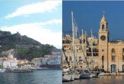 Amalfi e Birgu Vittoriosa