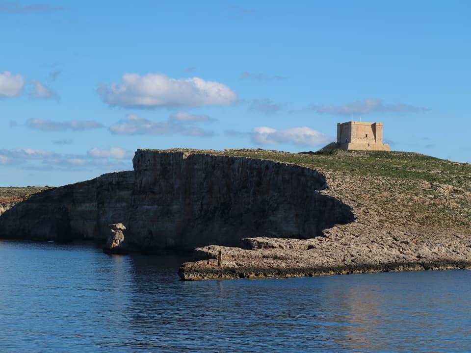 L'isola di Comino, Torre di Santa Marija