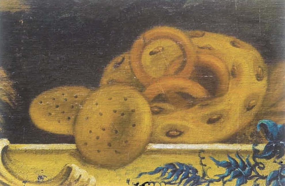 biscotti ricettario Marceca