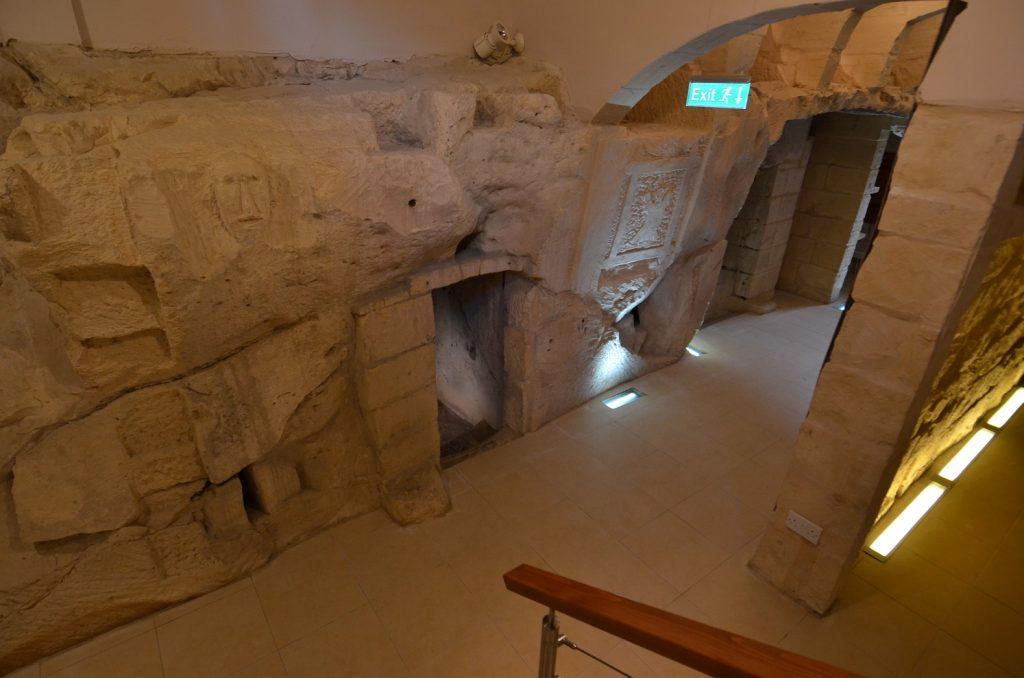 Le Catacombe di Ta Bistra