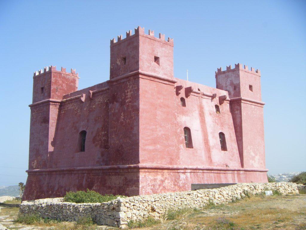 veduta della Torre di Sant'Agata