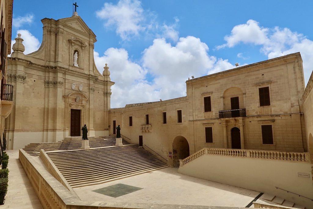 cattedrale assunzione gozo cittadella