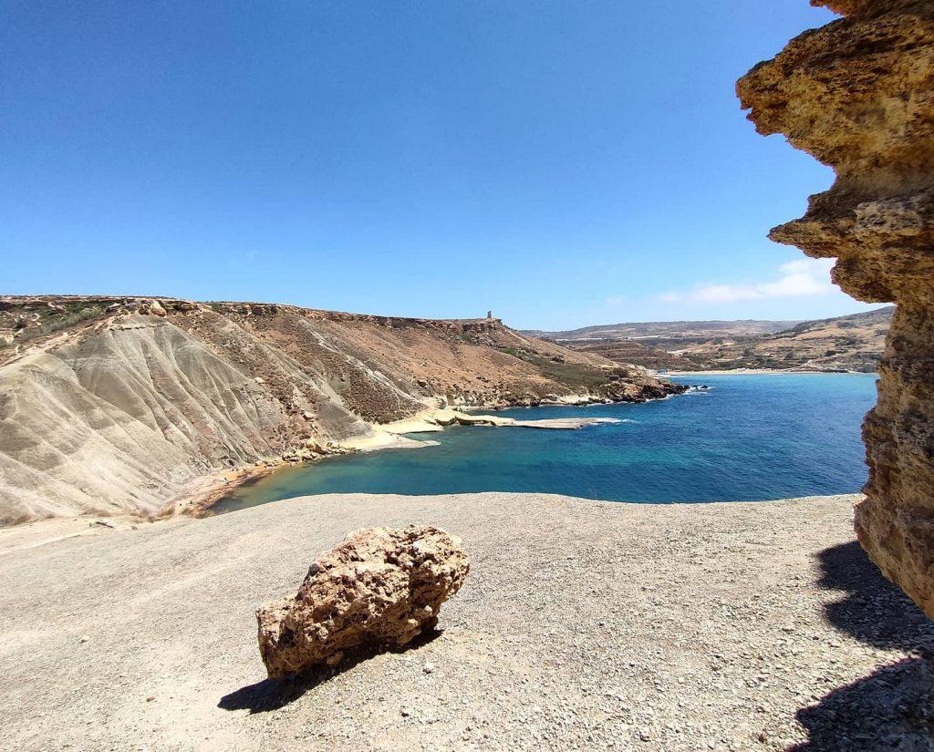 Bandiere Blu - Għajn Tuffieħa