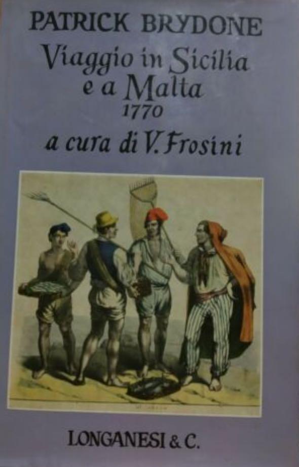 copertina viaggio in Sicilia e a Malta