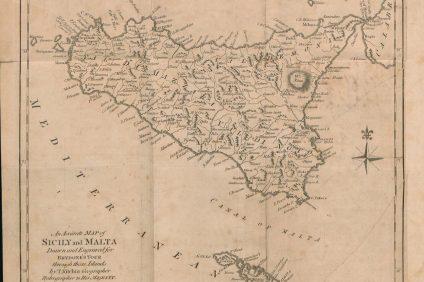 viaggio in sicilia e a malta