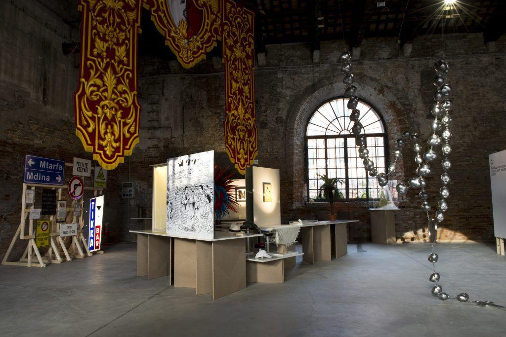Biennale Padiglione Malta 2017