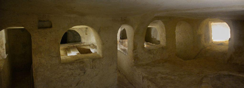 Catacombe di San Paolo