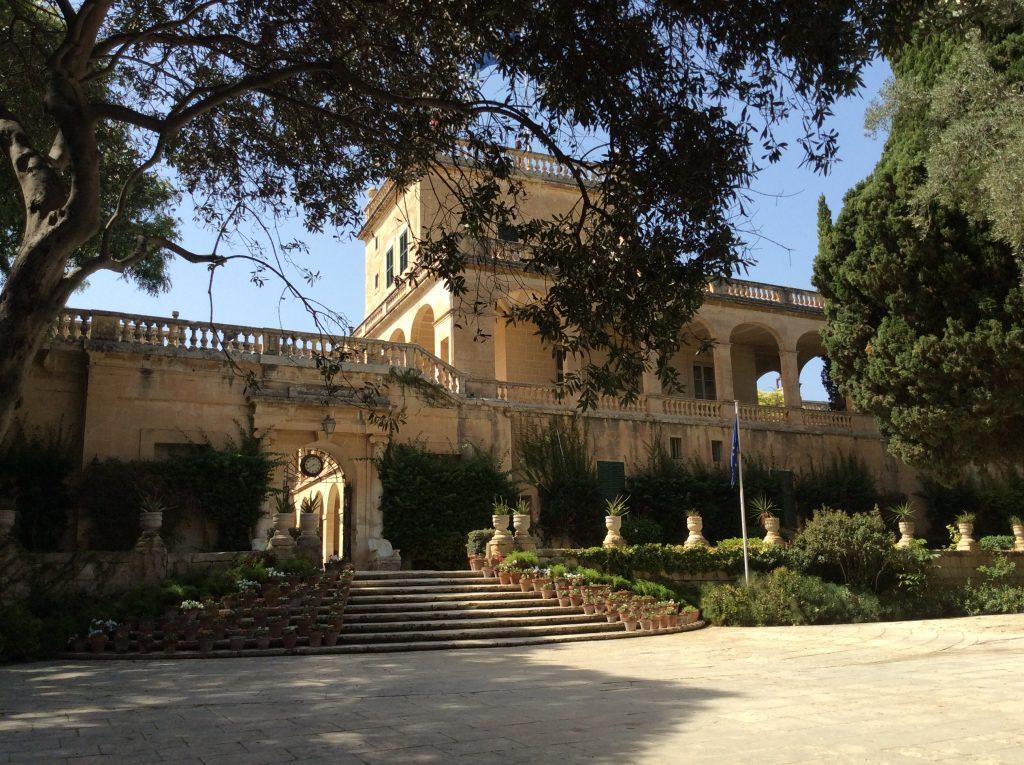SantAnton giardini e palazzo