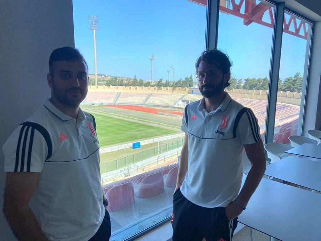 Juventus Accademy Malta Matteo Barresi e Alessio Capraro a Malta