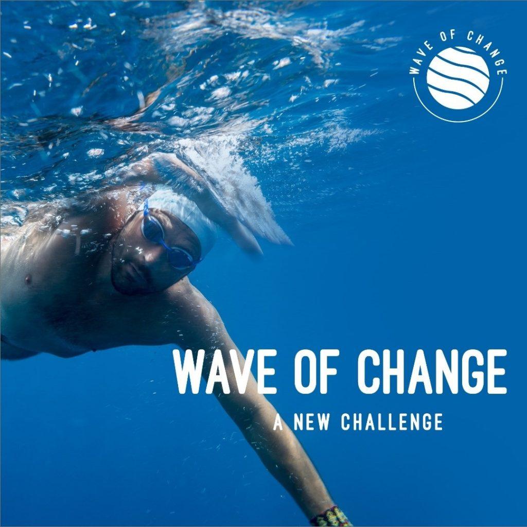 Neil Agius e la sua campagna Wave of Change