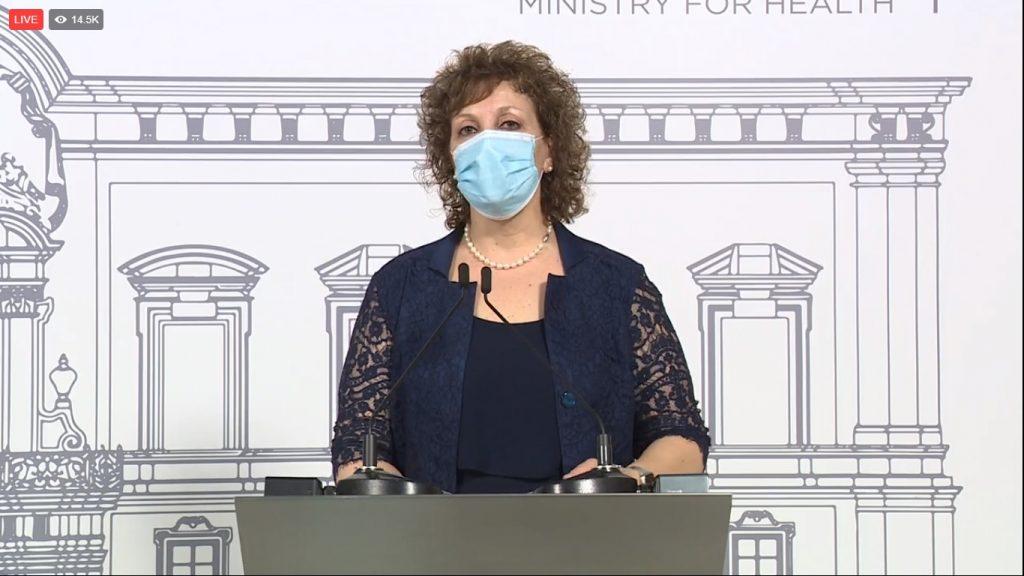 A Malta solo se vaccinati - Charmaine Gauci